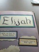 title page - Elijah