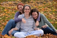 Emily, Angie, and Rachel Fall 2014