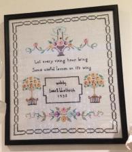Emma Wuethrich embroidery