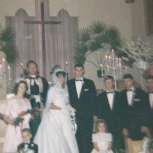 Lyons wedding 1965