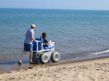 TR Angie beach chair