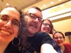 Gencon family selfie