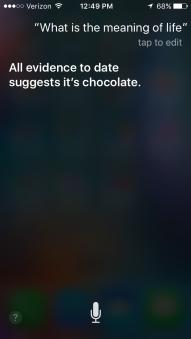 Siri Life 2 choc
