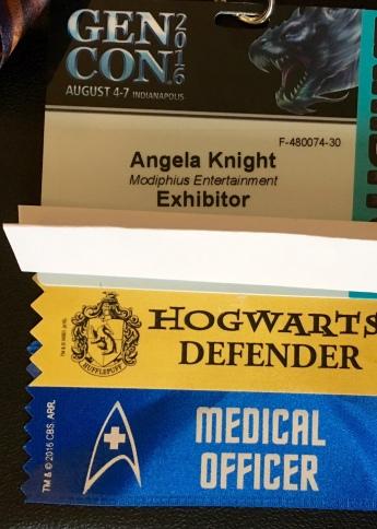 Angie badge